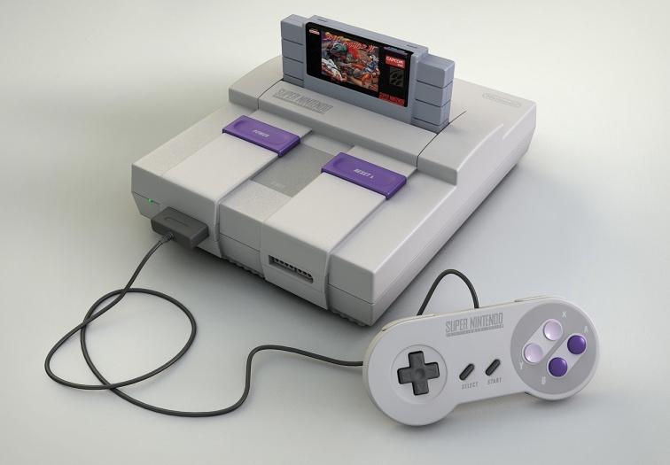 Émulateur Super Nintendo (SNES) – NerdyBrain